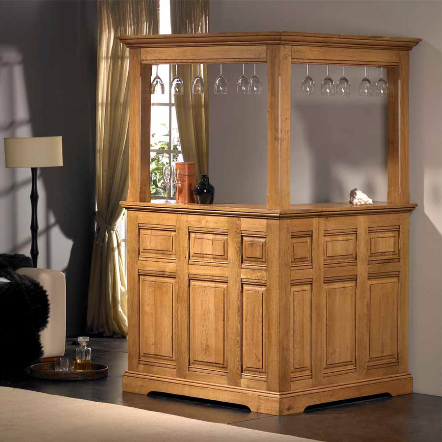 meuble bois massif salon et s jour buffet enfilade bahut. Black Bedroom Furniture Sets. Home Design Ideas